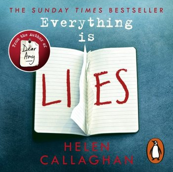 Everything Is Lies-Callaghan Helen