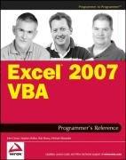 Excel 2007 VBA Programmer's Reference-Alexander Michael, Bovey Rob, Green John, Bullen Stephen, Patterson Brian, Rosenberg Robert