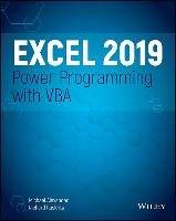 Excel 2019 Power Programming with VBA-Alexander Michael