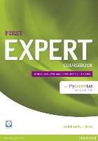 Expert First Coursebook with Audio CD and MyEnglishLab Pack - Bell Jan, Gower Roger