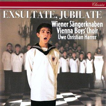 Exsultate Jubilate-Wiener Sängerknaben, Chorus Viennensis, Wiener Kammerorchester, Uwe Christian Harrer, Max Emanuel Cencic