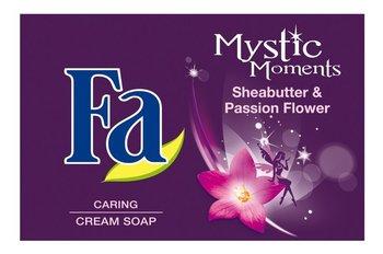 Fa, Mystic Moments, mydło w kostce Shea Butter & Passion Flower, 90 g-Fa