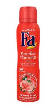 Fa, Paradise Moments, dezodorant spray, 150 ml-Fa