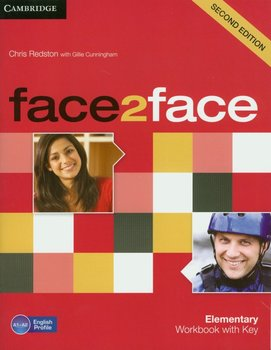 Face2face. Elementary Workbook with key-Redston Chris, Cunningham Gillie