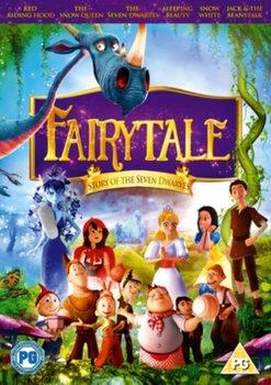 Fairytale: The Story of the Seven Dwarves (brak polskiej wersji językowej)-Siepermann Harald, Aljinovic Boris