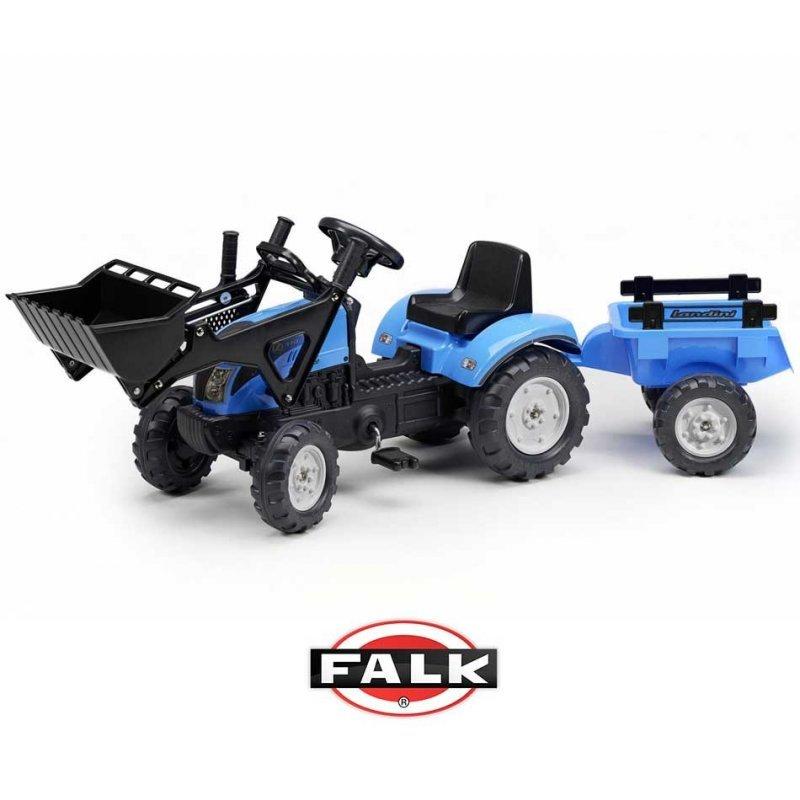 Falk, traktor na pedały Landini Powermondial - FALK