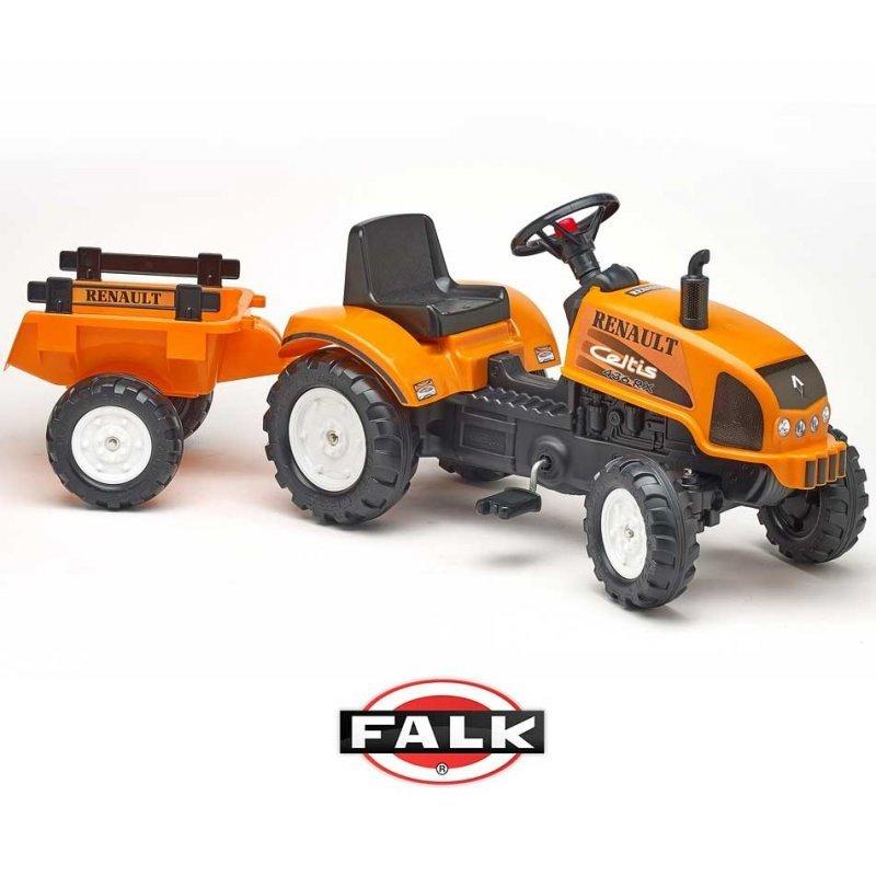 Falk, traktor na pedały Renault Celtis 436RX - FALK
