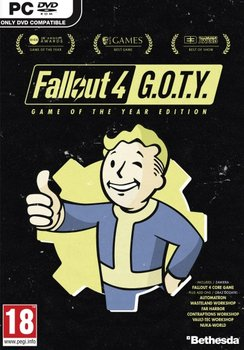 Fallout 4 - Game of the Year Edition - Bethesda Softworks