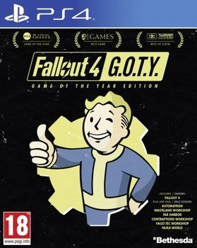 Fallout 4 - Game of the Year Edition-Bethesda Softworks