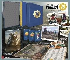 Fallout 76: Prima Official Platinum Edition Guide-Hodgson David, Rocha Garitt