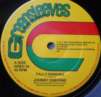 Fally Ranking / Trench Town School-Osbourne Johnny