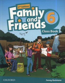 Family and Friends 2E 6 Class Book - Quintana Jenny