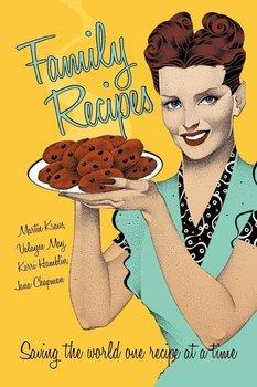 Family Recipes-Kraus Martie