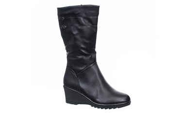 Family Shoes, Kozaki damskie, rozmiar 37-Family Shoes