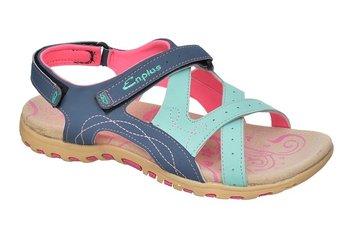 Family Shoes, Sandały damskie, Enplus, rozmiar 39-Family Shoes
