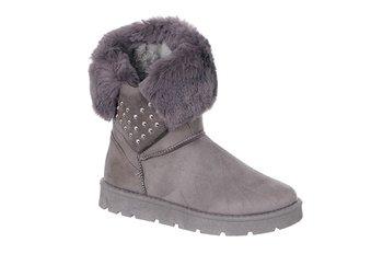 Family Shoes, Śniegowce damskie, rozmiar 37-Family Shoes