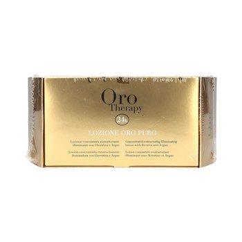 Fanola, Oro Therapy, ampułki do włosów ze złotem 24k, 12 ampułek-Fanola