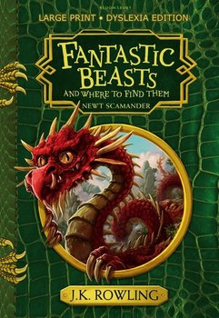 Fantastic Beasts and Where to Find Them-Rowling J.K.