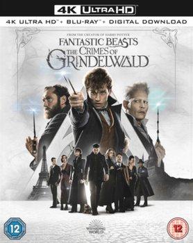 Fantastic Beasts: The Crimes of Grindelwald (brak polskiej wersji językowej)-Yates David