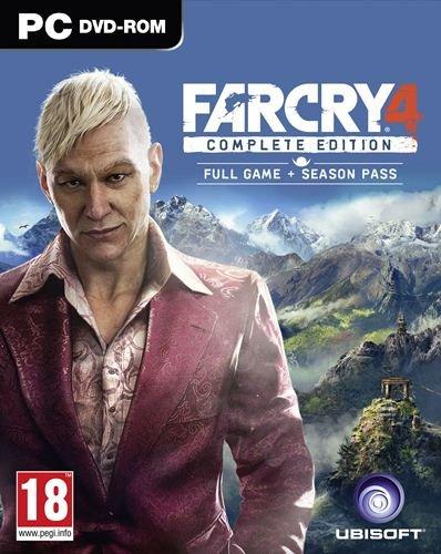 Far Cry 4 Complete Edition Pc Ubisoft Gry I Programy