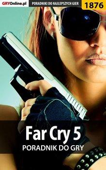 Far Cry 5 - poradnik do gry-Hałas Jacek Stranger