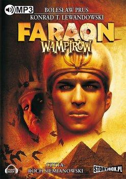 Faraon wampirów-Lewandowski Konrad T.