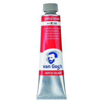 Farba Akrylowa Van Gogh 40 Ml Czerwony 396 Sklep Empik Com