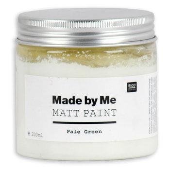 Farba matowa, Made by Me, 200 ml,PaleGreen