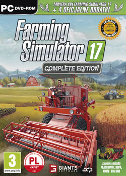 Farming Simulator 17 - Complete Edition-GIANTS Software