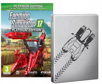 Farming Simulator 17: Platinium Edition + Steelbook-GIANTS Software