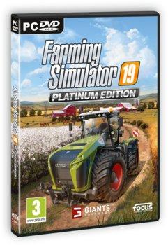 Farming Simulator 19 - Edycja Platynowa-GIANTS Software
