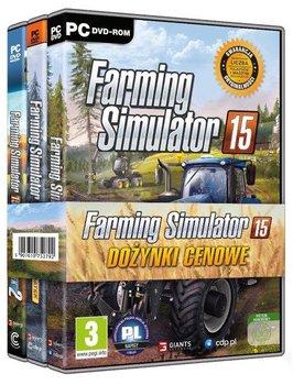 Farming Simulator 2015 - Dożynki cenowe-GIANTS Software