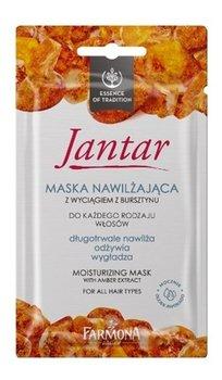 Farmona, Jantar, maska do włosów nawilżająca, 20 ml-Farmona
