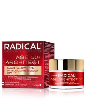 Farmona, Radical Age Architect 50+, nawilżający krem przeciwzmarszczkowy na dzień, 50 ml-Farmona