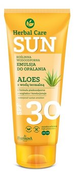Farmona SUN CARE Emulsja d/opalania SPF30 Aloes 150ml - Farmona