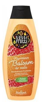 Farmona, Tutti Frutti, balsam do ciała pomarańcza&truskawka, 425 ml-Farmona