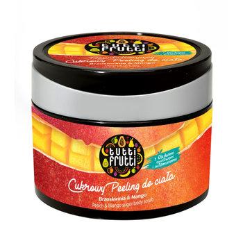 Farmona, Tutti Frutti, cukrowy peeling do ciała Brzoskwinia & Mango, 300 g-Farmona