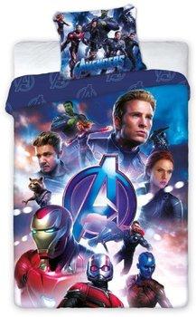 Faro, Avengers, Pościel dziecięca, młodzieżowa, 140x200 cm-Faro