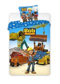 Faro, Bob Budowniczy, Pościel dziecięca, 140x200 cm-Faro