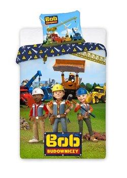 Faro, Bob Budowniczy, Pościel dziecięca, 160x200 cm-Faro
