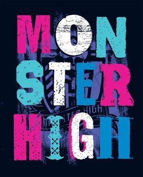 Faro, Monster High, Koc polarowy, 120x150 cm-Faro
