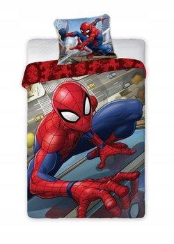 Faro, Spiderman, Pościel dziecięca, 160x200 cm/70x80 cm-Faro