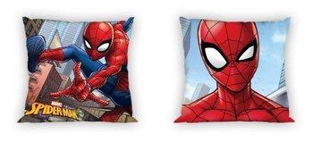 Faro, Spiderman, Poszewka na poduszkę, 40x40 cm-Faro