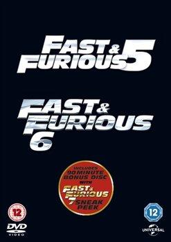 Fast & Furious 1-6/Fast & Furious 7 Sneak Peek (brak polskiej wersji językowej)-Singleton John, Lin Justin, Cohen Rob