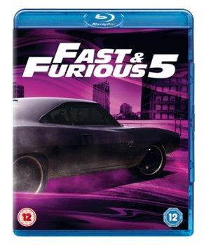 Fast & Furious 5 (brak polskiej wersji językowej)-Lin Justin