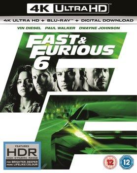 Fast & Furious 6 (brak polskiej wersji językowej)-Lin Justin