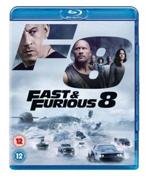Fast & Furious 8 (brak polskiej wersji językowej)-Gray F. Gary