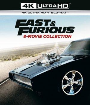 Fast & Furious: 8-movie Collection-Gray F. Gary, Lin Justin, Cohen Rob, Wan James, Singleton John