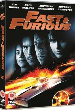 Fast & Furious (brak polskiej wersji językowej)-Lin Justin