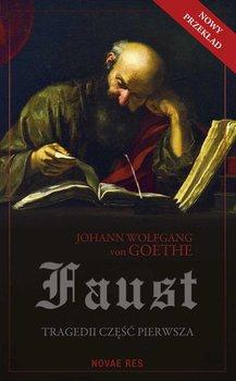 Faust. Tragedii część pierwsza-Goethe Johann Wolfgang